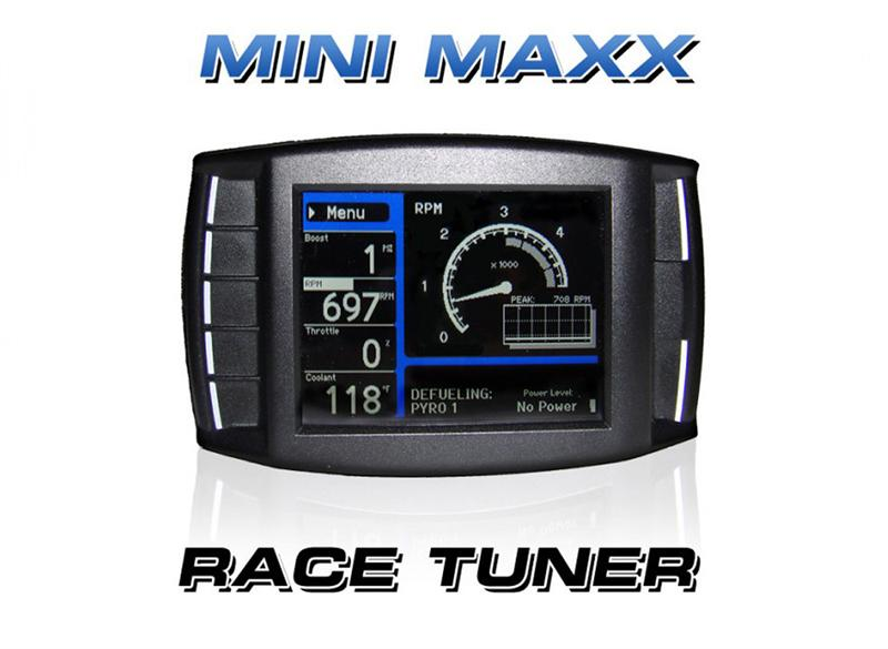 Mini Maxx Race Tuner
