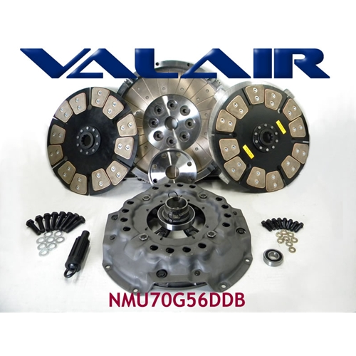 Valair G56 Dual Disc Clutch