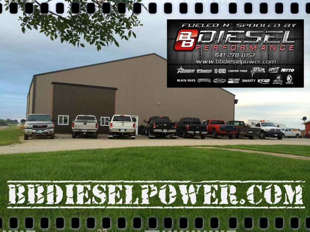 Diesel Performance Iowa | Iowa Dyno Shop