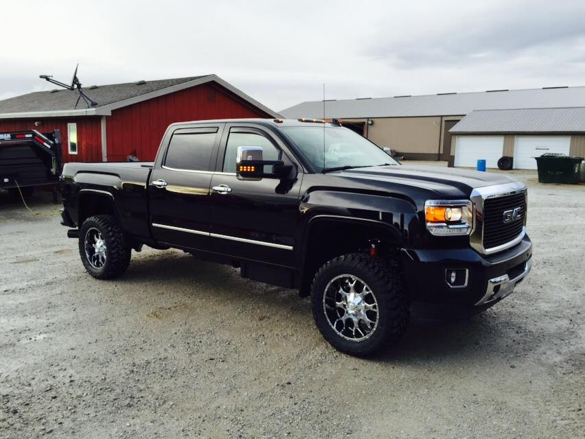 2015 GMC Denali Project #1