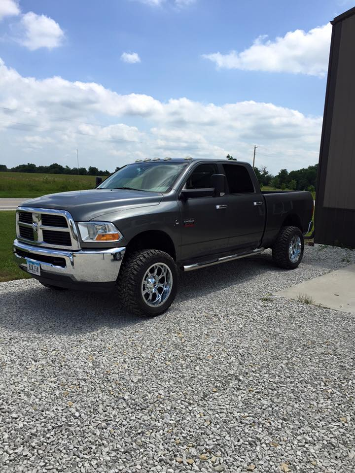 For Sale 2011 RAM 2500 6spd
