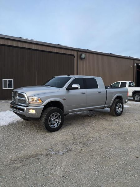 used 2017 dodge cummins 6 speed